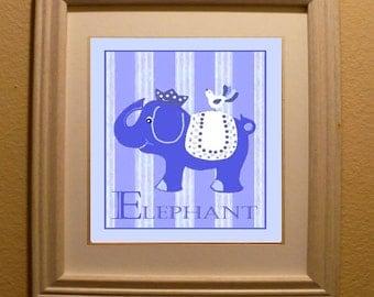 Nursery Painting Print