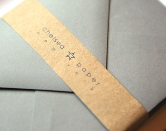 Pewter A2 Envelopes 25/Pk