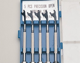Jewelers Mini Wrench Set