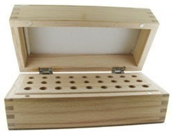 Stamp Holding Box with 27 Spaces