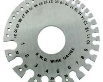 Metal Wire and  Sheet Gauge