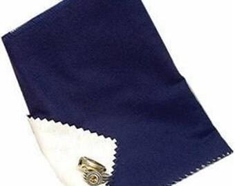 Lrg Ultra Soft Jewelry Polishing Cloth 2 Cloth System