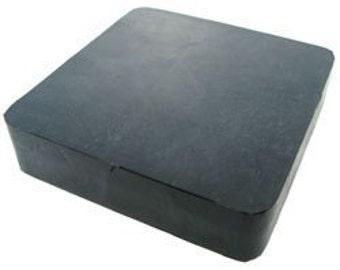 Rubber Bench Block 4x4x1 Inch   SALE
