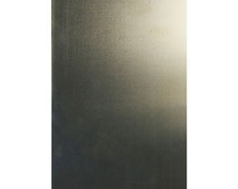 "Nickel Silver Sheet 20ga 6"" x 3"" 0.81mm Thick New Lower Price"