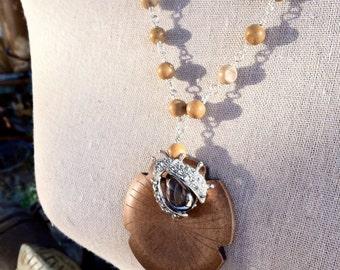 Necklace, Yucatan Collection