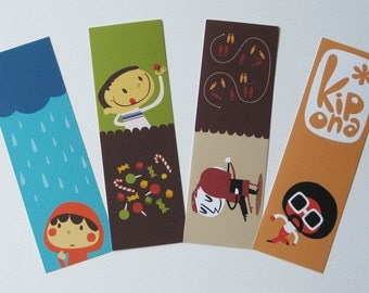 Bookmarks pack 2