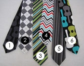 Little Man Tie - You PICK the Fabric