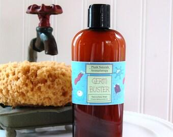 GERM BUSTERS Natural Antibacterial Hand Wash