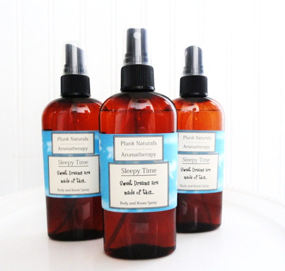 SLEEPY TIME  all natural room spray VEGAN
