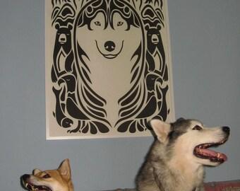 Siberian spirit - huge print