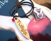 Twilight  Bookmark - Charming StoryTyme Book Beads