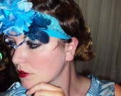 Prohibition Bands- Adelaide- Flapper Inspired Headband