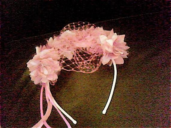 The Tea Party Collection- Garden Party Princess Headband