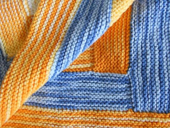 Patchwork Cat Blanket No. 6