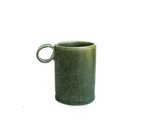 SALE   …  petite hand built porcelain cup