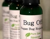 RESERVED FOR  Zen Dreaming   A Natural Vegan Bug Spray