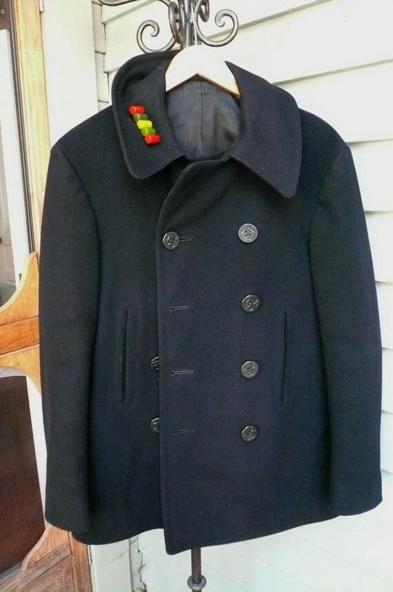 Pea Jacket