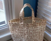 Reusable Shopping Market Tote Bag