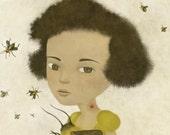 The Queen Beekeeper