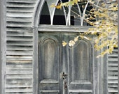 Old Wooden Church 4 - Photographic Print - Iowa Churchs