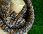 Cloudy Day Infinity Scarf