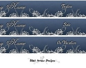 7 Piece Set - Flower Patch Banner and Avatar Package