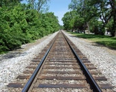 Summer Rails 8 x 10 Fine Art Photograph