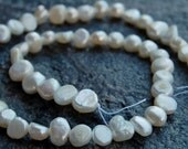 TEN STRANDS - 8mm Potato Freshwater Pearls - Wholesale available