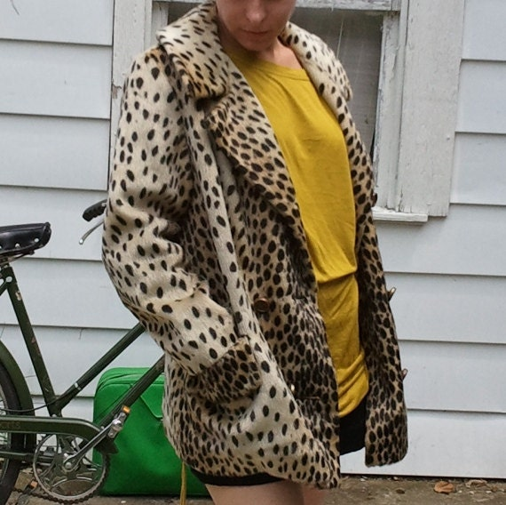 Chita Faux Fur Coat
