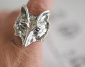 Werewolf Wolf ring - Etsy Front Page
