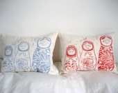 Matryoshka pillows
