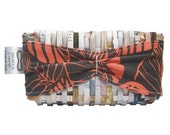 SALE- recycled handbag by weave