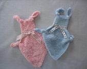 Mini Baby Bunny Blanket