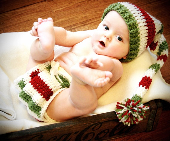 Baby's First Christmas Outfit Girl Boy, My First Christmas Outfit, Baby Christmas Photo Outfit, Newborn First Christmas Outfit