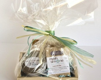 Small Lavender Gift Set