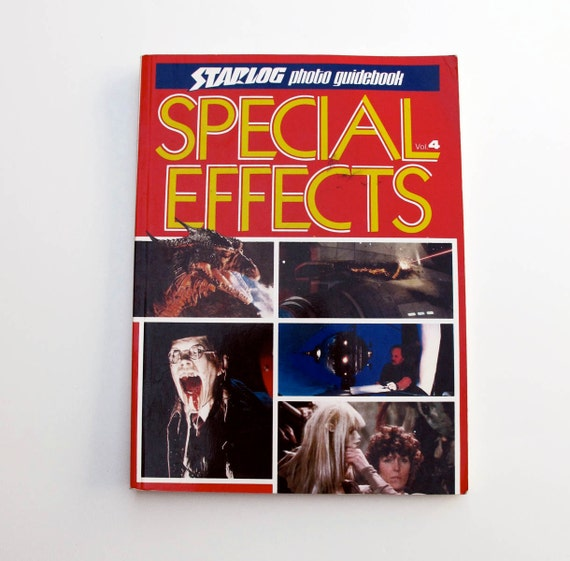 Special Effects Starlog photo guidebook Vol 4 1984