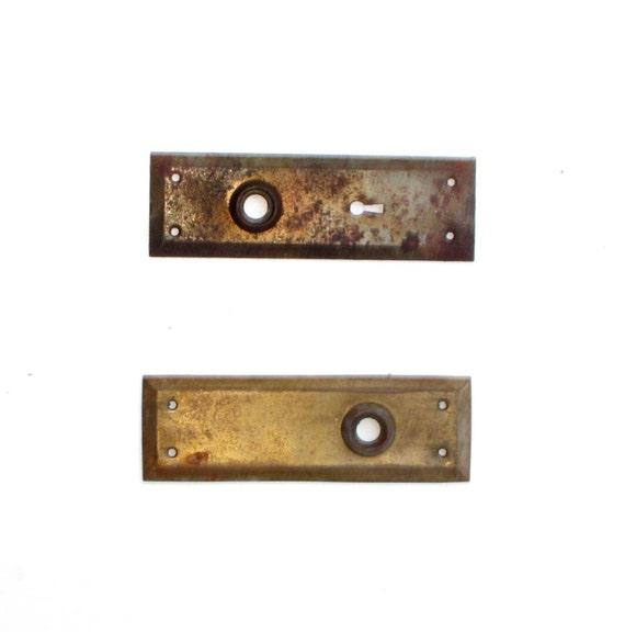 Architectural Salvage Antique Door Hardware