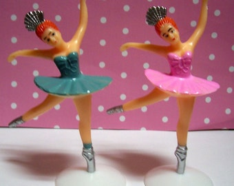 Large Ballerina Cake Toppers/2