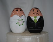 Fancie Wobbles Cake Toppers