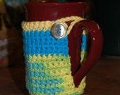 Coffee Cup Cozy PDF Pattern 116