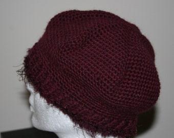 heather beret