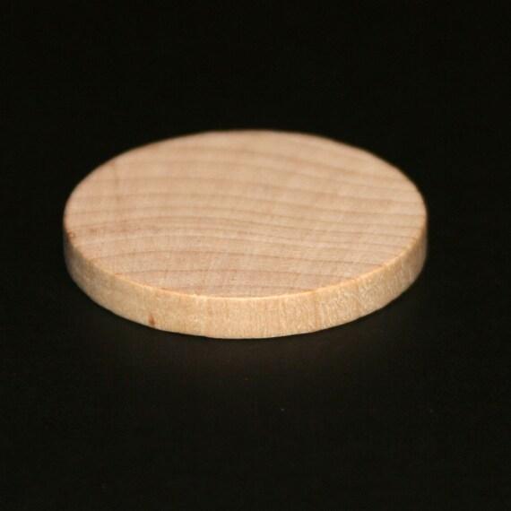 12 Circle Cutout 2 X 3 16 Inch Unfinished Wood