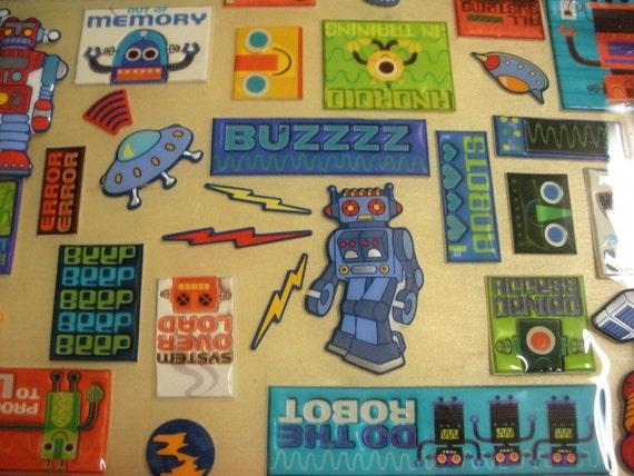 Robot Tray, Robotic Art