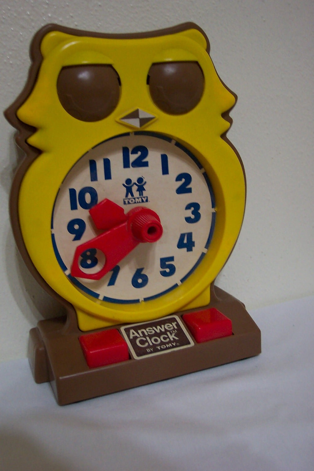 learning toy owl learning time owl clock learning clock