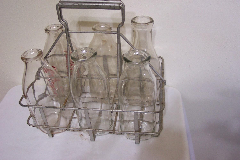 wire milk bottle carrier glass milk bottle carrier milk. Black Bedroom Furniture Sets. Home Design Ideas