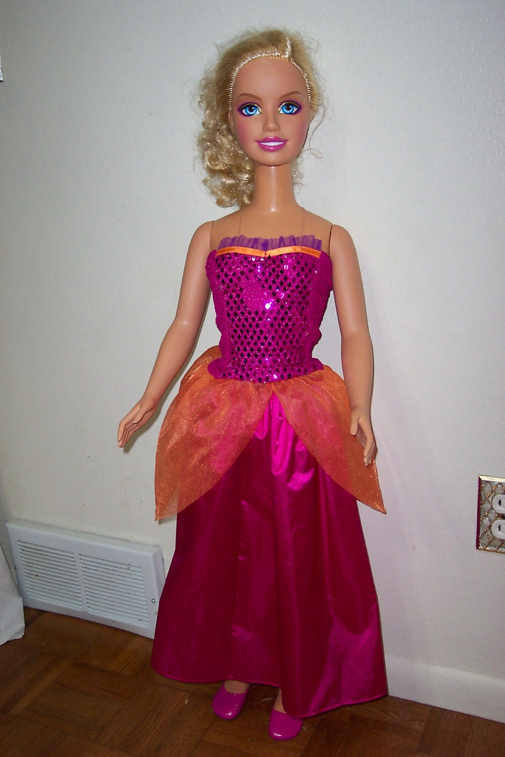 Doll Barbie Doll My Size Barbie Doll 3 Foot Tall By
