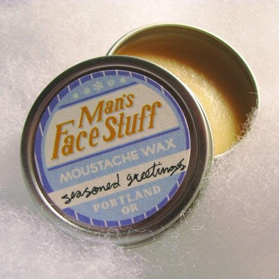 Seasoned Greetings Cinnamon Clove Moustache Wax