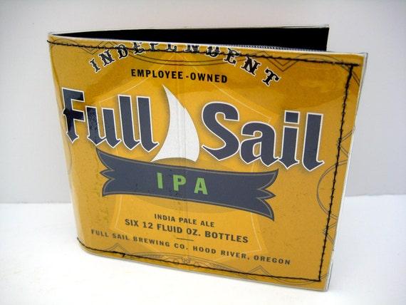 Full Sail IPA Wallet