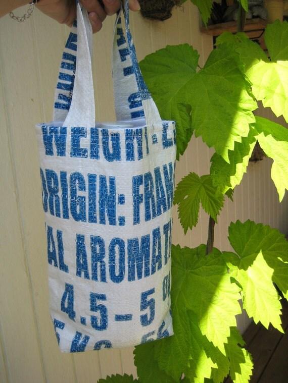 French Malt Growler Bag