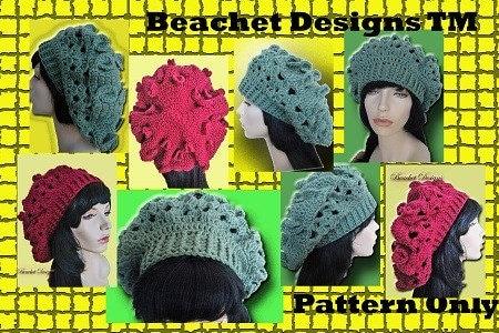 Brim Hat Pattern - Media - Crochet Me